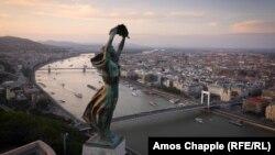 Будапешт қаласы. (Көрнекі сурет.)
