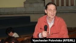Алексей Матвеев. Алматы, 11 сәуір 2017 жыл.
