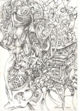 Рисунок Сергея Захарова