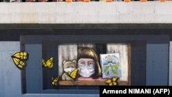 Grafit u Ferizaju, 7. juni 2020.