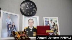 Սիրիայում զոհված ռուս սպա Սերգեյ Ելինը
