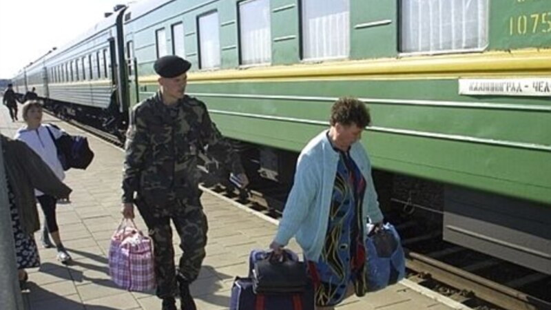 Potential EU Budget Cut Threatens Kaliningrad Transit