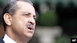 Ish-ministri libian të Naftës, Shukri Ghanem.