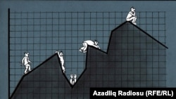 Azerbaijan -- Rashid Sherif's cartoon (Peak)