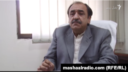 مجید خان اڅکزی د پښتونخوا ملي عوامي ګوند مخکښ دی