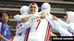 بانوان ایرانی در رقابتهای آسیایی فوتسال ماکائو در سال ۲۰۰۷