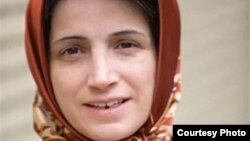 Avokatja e burgosur iraniane, Nasrin Sotoudeh
