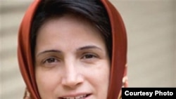 Nasrin Sotoodeh has represented a number of political prisoners in Iran