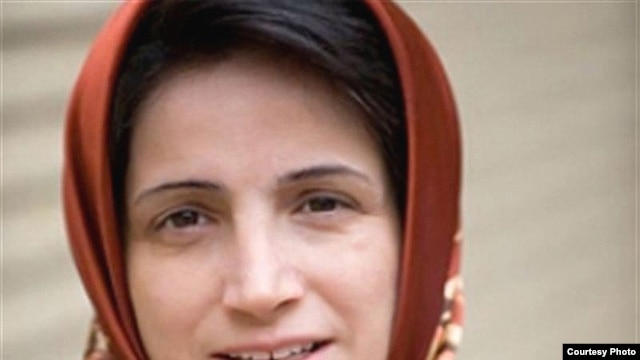 Iran -- lawyer Nasrin Sotoudeh in Iran, undated