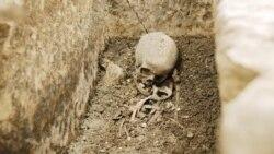 Ritka kincs: 1800 éves, érintetlen szarkofágot találtak Kolozsváron
