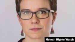 Mihra Rittmann was reportedly declared a persona non grata.
