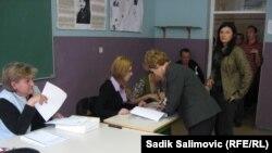 Srebrenica: Glasanje na lokalnim izborima