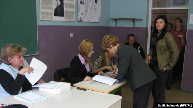 Izbori u Srebrenici, oktobar 2012.
