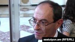 Заступник міністра закордонних справ Вірменії Шаварш Кочарян