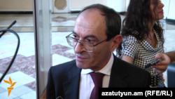 Հայաստանի փոխարտգործնախարար Շավարշ Քոչարյան