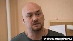Құқық қорғаушы Валентин Стефанович.
