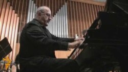 Pianistul Dan Grigore la Chișinău