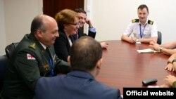 Делать прогнозы по поводу предстоящего саммита в Варшаве, на котором грузинский министр обороны намерена «вплотную» приблизить Грузию к альянсу пока рано