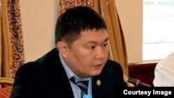 Кайрат Осмоналиев.