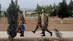 Harby goşunlaryň kuwwaty boýunça düzülen sanawda, Türkmenistan 80-nji orunda
