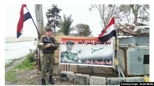 سربازان و واحدهای نظامی روسیه در سوریه