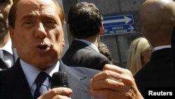 Сільвіо Берлусконі, архівне фото