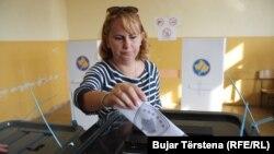 Votimi në zgjedhjet lokale të 22 tetorit