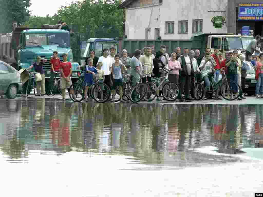 Ивано-Франковская область, 25 июля 2008