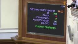 Україна вже не є позаблоковою