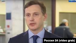 Гендиректор «Гранд Сервіс Експрес» Олександр Ганов