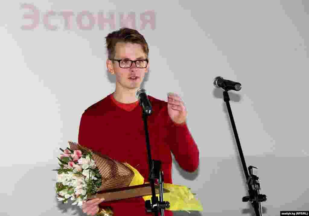 """Лучший фильм в международном конкурсе– """"Дистанция"""" Янно Юргенс, Эстония"""