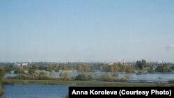 Часть трассы недалеко от Хабаровска