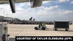 Ֆլորիդայի հարձակման ենթարկված օդանավակայանը, 6-ը հունվարի, 2017 թ․