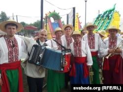 Украінскія музыкі
