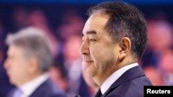 Қазақстан премьер-министрі Бақытжан Сағынтаев.