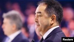 Қазақстанның отставкаға кеткен үкіметінің жетекшісі Бақытжан Сағынтаев.