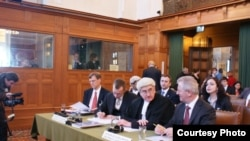 Hagë, 1 dhjetor 2009 - Delegacioni i Kosovës