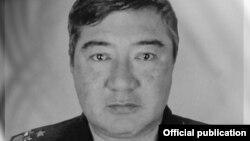 Former Kyrgyz prison warden Imankul Teltaev