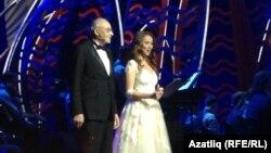 Равил Шәрәфиев һәм Марина Ясельская