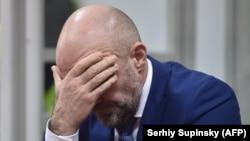 Голова Херсонської обласної ради Владислав Мангер