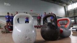 Змагання серед ветеранів АТО «Сила нації» відбулись у Сумах – відео