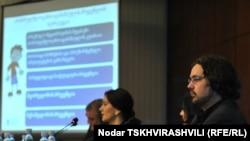 На конференции среди прочего обсуждали и причины подростковой преступности