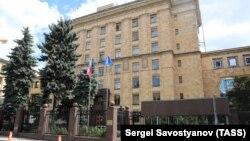 سفارت جمهوری چک در مسکو، پایتخت روسیه