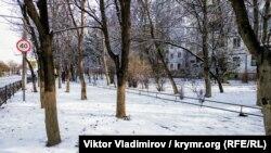 Симферополь, Крым, 6 января 2019 год