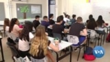 Israeli Teens Learn About Iran, Some Join Intelligence Services(VOA)