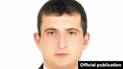 Armenia - Yuri Tepanosian, an Armenian police officer killed on July 30 in a continuing standoff with gunmen.