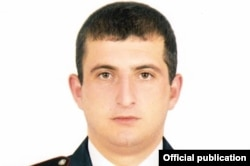 Slain policeman Yuri Tepanosian