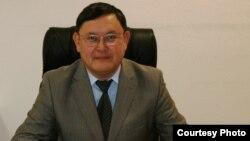 Тимур Жантикин, председатель агентства атомной энергии министерства индустрии и новых технологий.