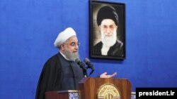 حسن روحانی، رئیس جمهوری ایران،