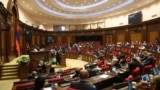 The Armenian parliament in session (file photo)